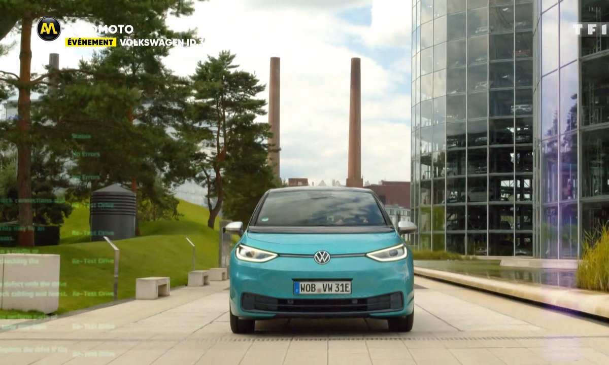 Evènement - Volkswagen ID.3 : l'électrique pour tous ?