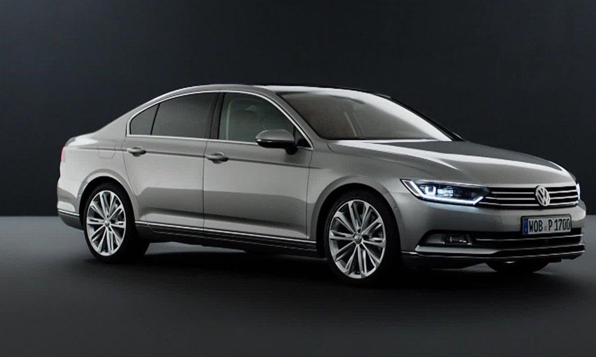 Volkswagen Passat 2014 : présentation officielle