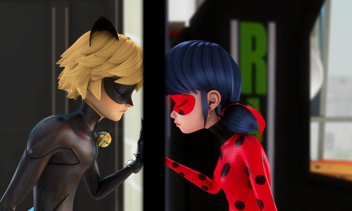 Miraculous - Les aventures de Ladybug et Chat Noir - Volpina - extrait
