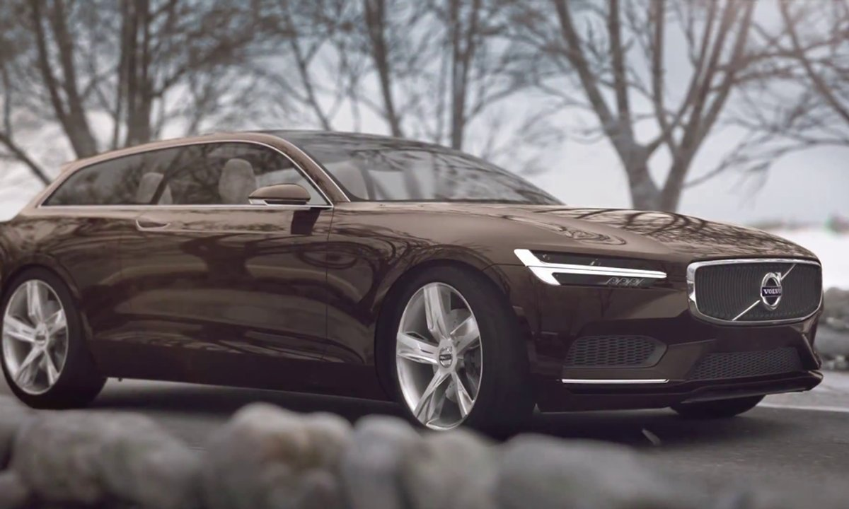Volvo Concept Estate 2014 : présentation officielle