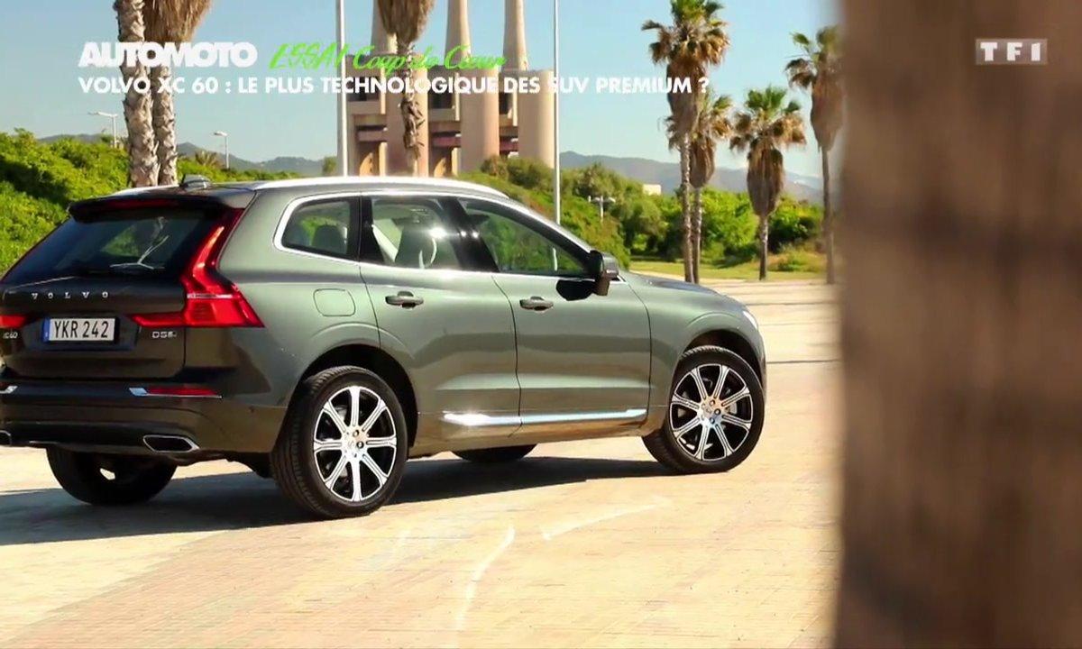 Volvo XC60 : Le plus technologique des SUV premium ?