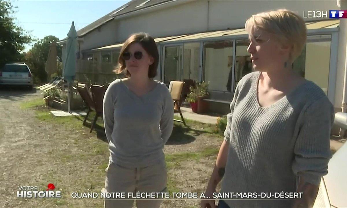 """""""Votre histoire"""" : à la rencontre des habitants de Saint-Mars-du-Désert"""