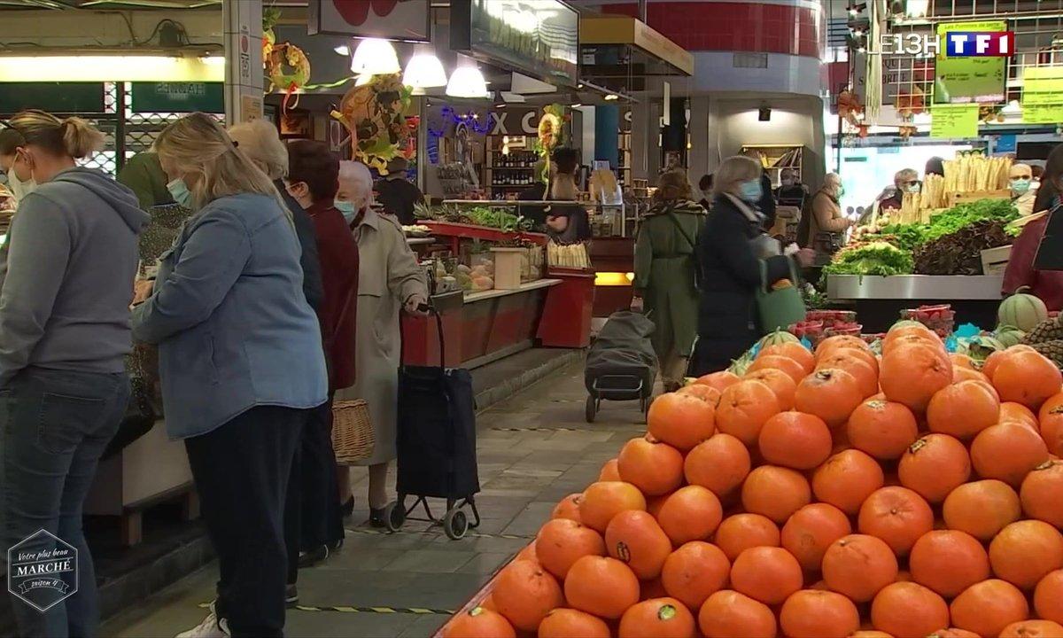 Votre plus beau marché : les halles de Troyes lauréates de Champagne-Ardenne