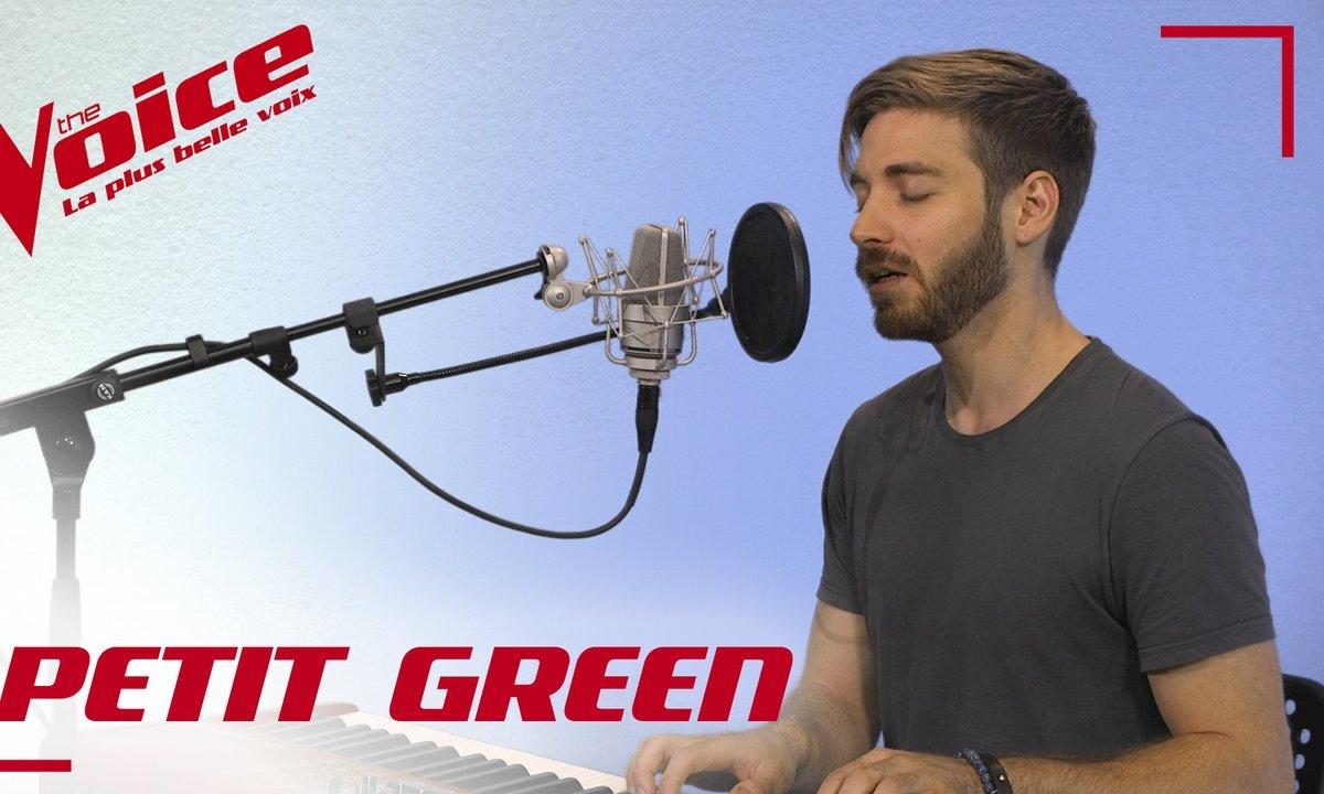 La Vox des talents : Petit Green - Dommage (Big Flo & Oli)