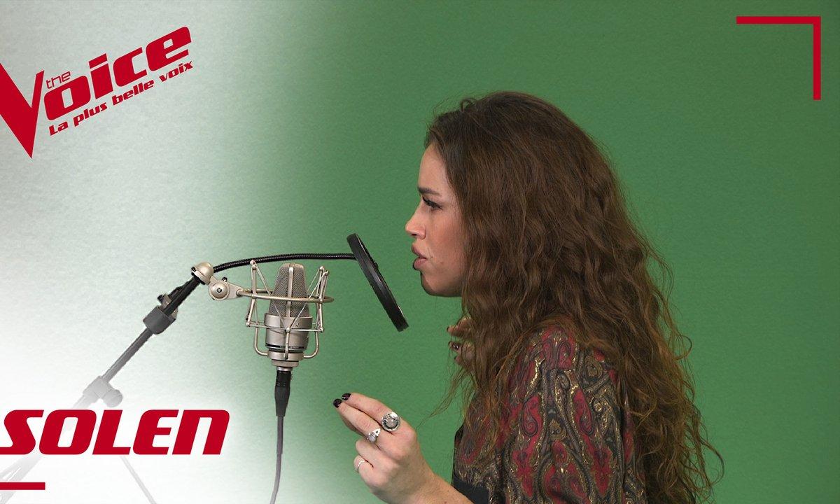 "La Vox des talents : Solen Shawen  - ""No roots"" (Alice Merton)"