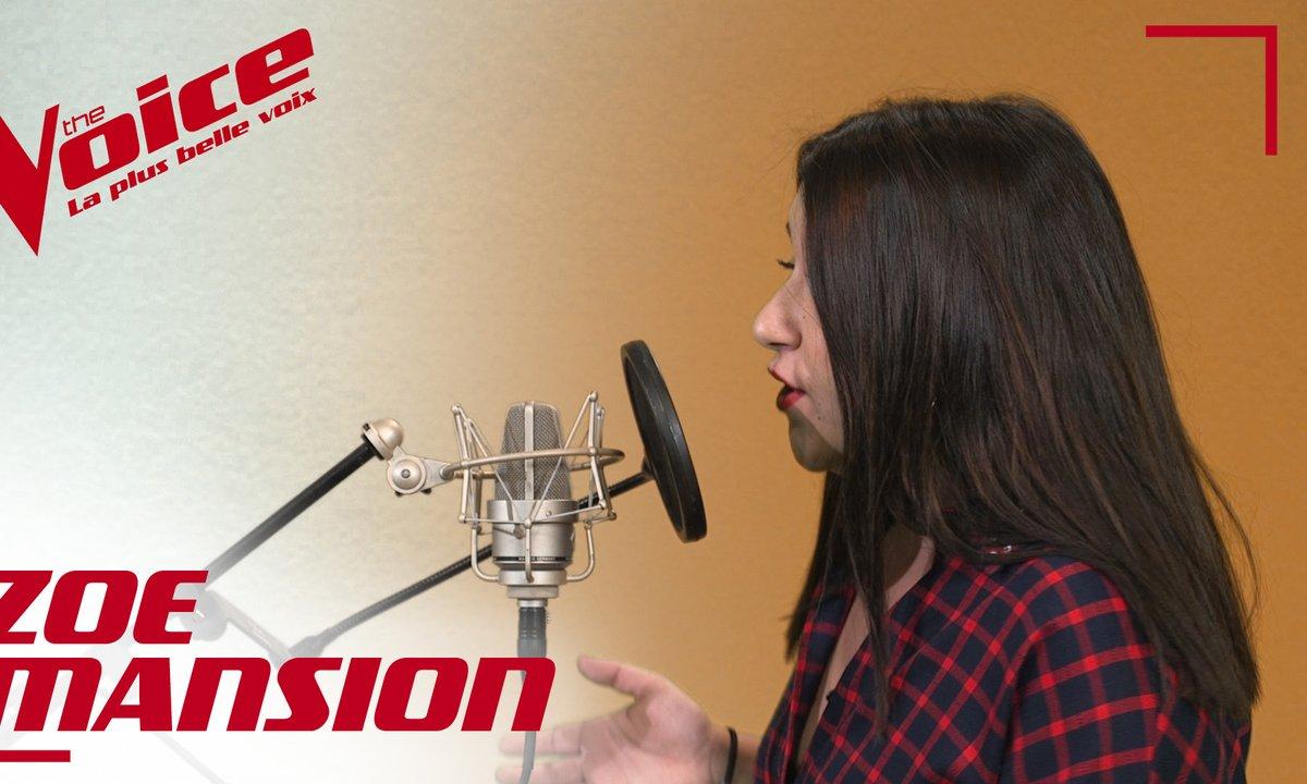 La Vox des talents : Zoé Mansion - Mambo number 5 (Lou Bega)