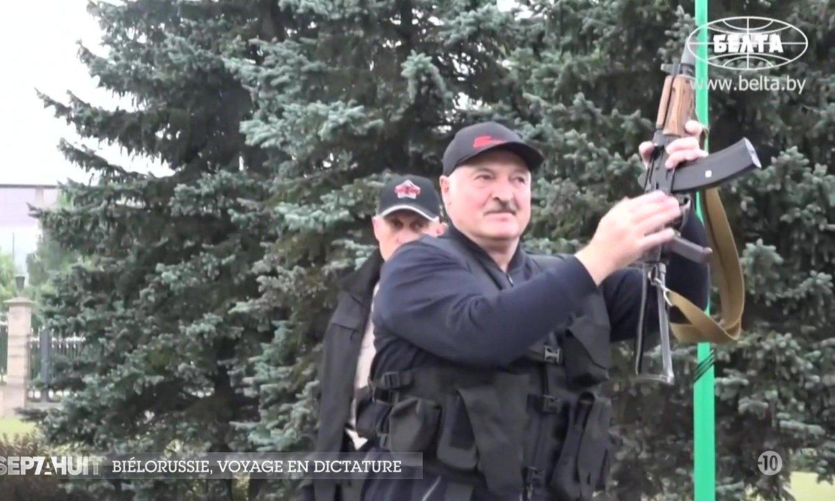 Voyage en dictature : la peur et la vie quotidienne en Biélorussie