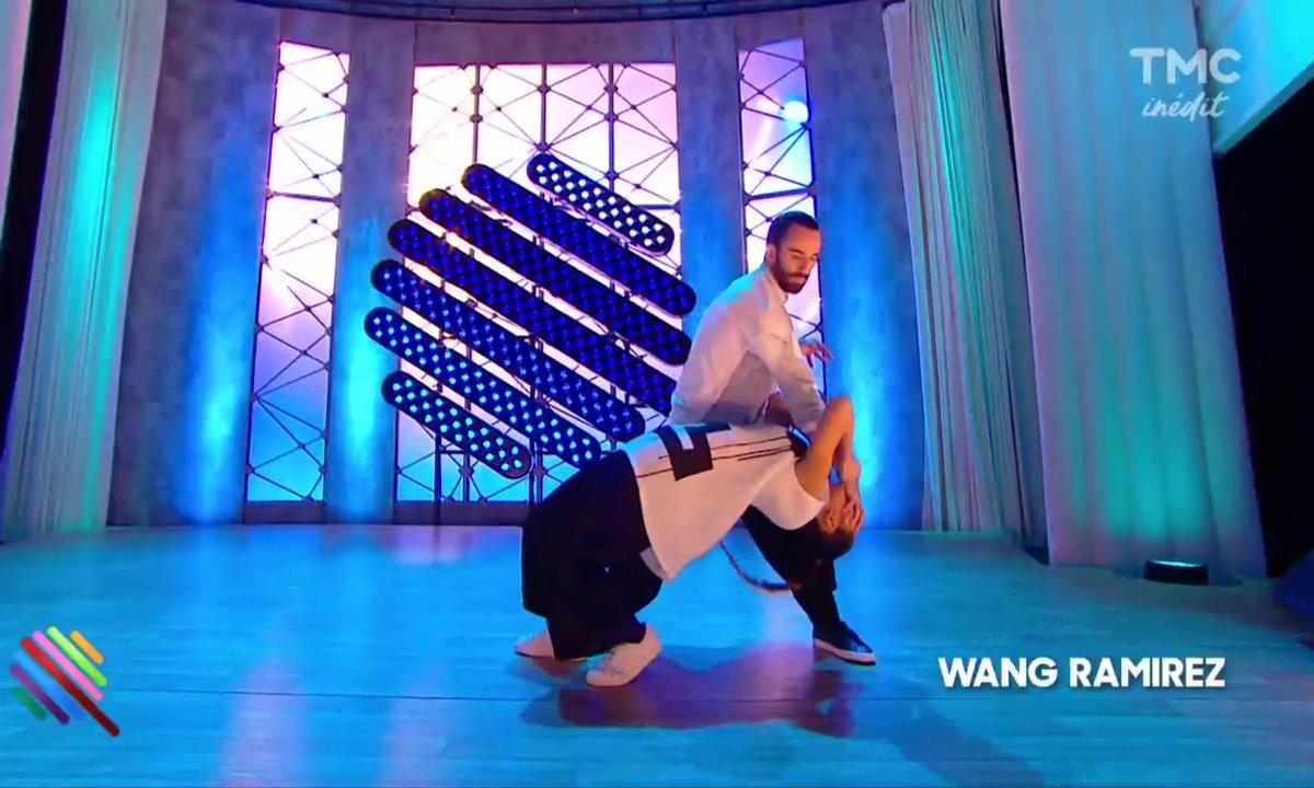 """Wang Ramirez présente un extrait de """"Monchini"""""""