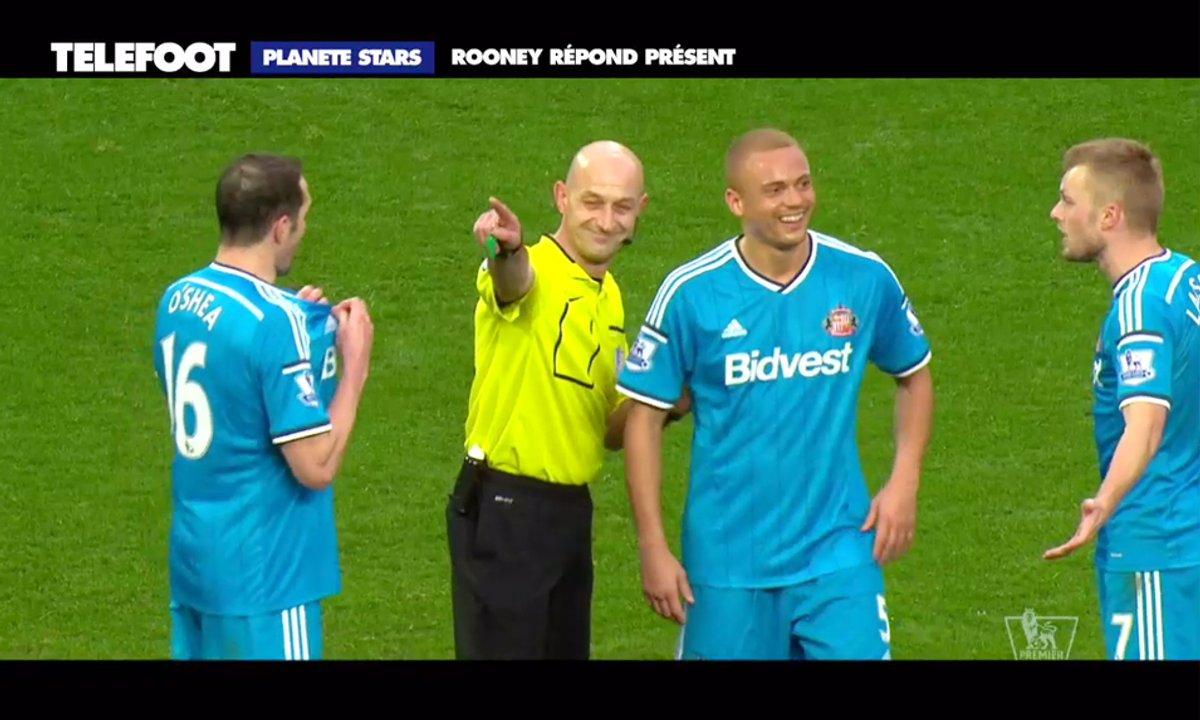 Planète Stars : le carton rouge imaginaire de W.Brown face à  Manchester United !