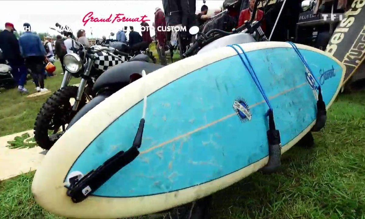Grand Format - Wheels and Wave : Temple de la moto custom