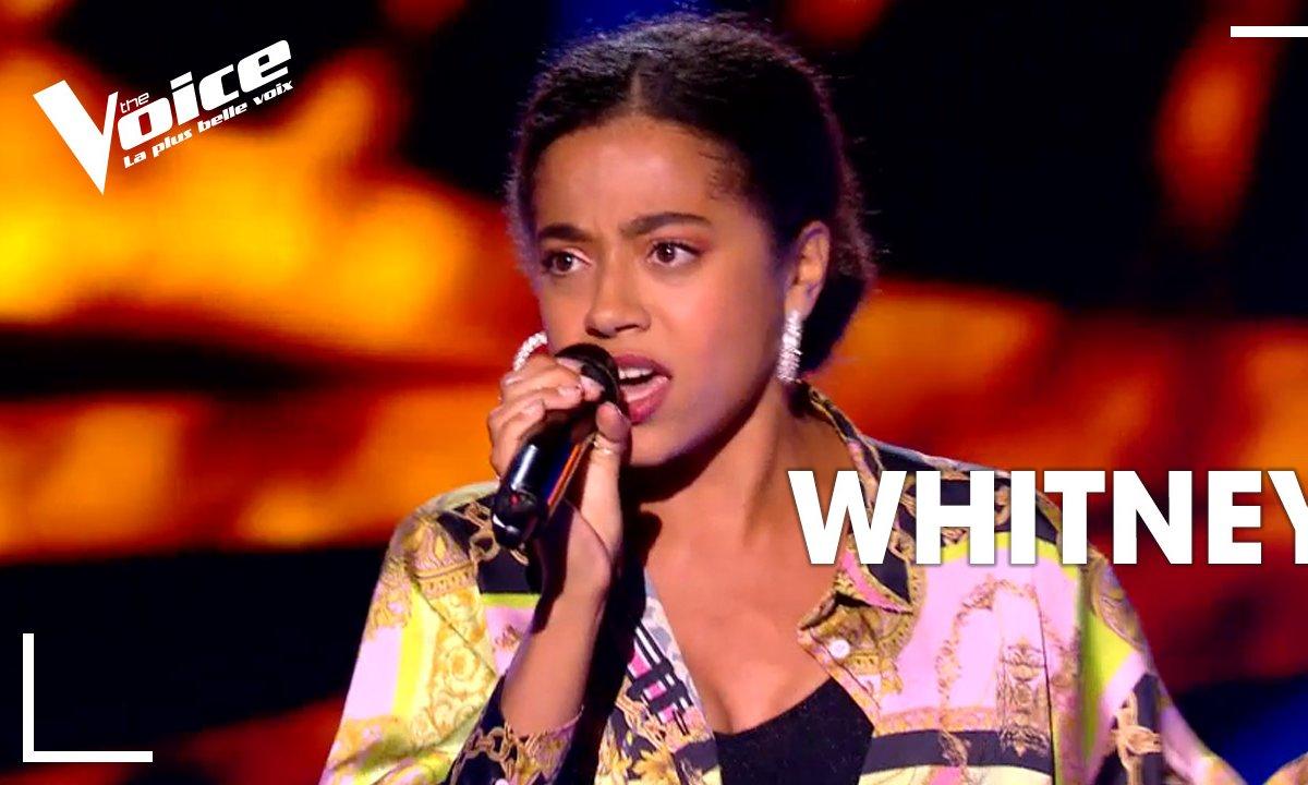 Whitney - Friends (Marshmello & Anne-Marie)