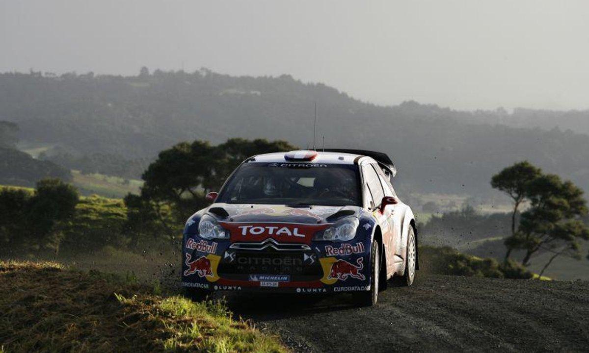 WRC : le Rallye de Nouvelle-Zélande