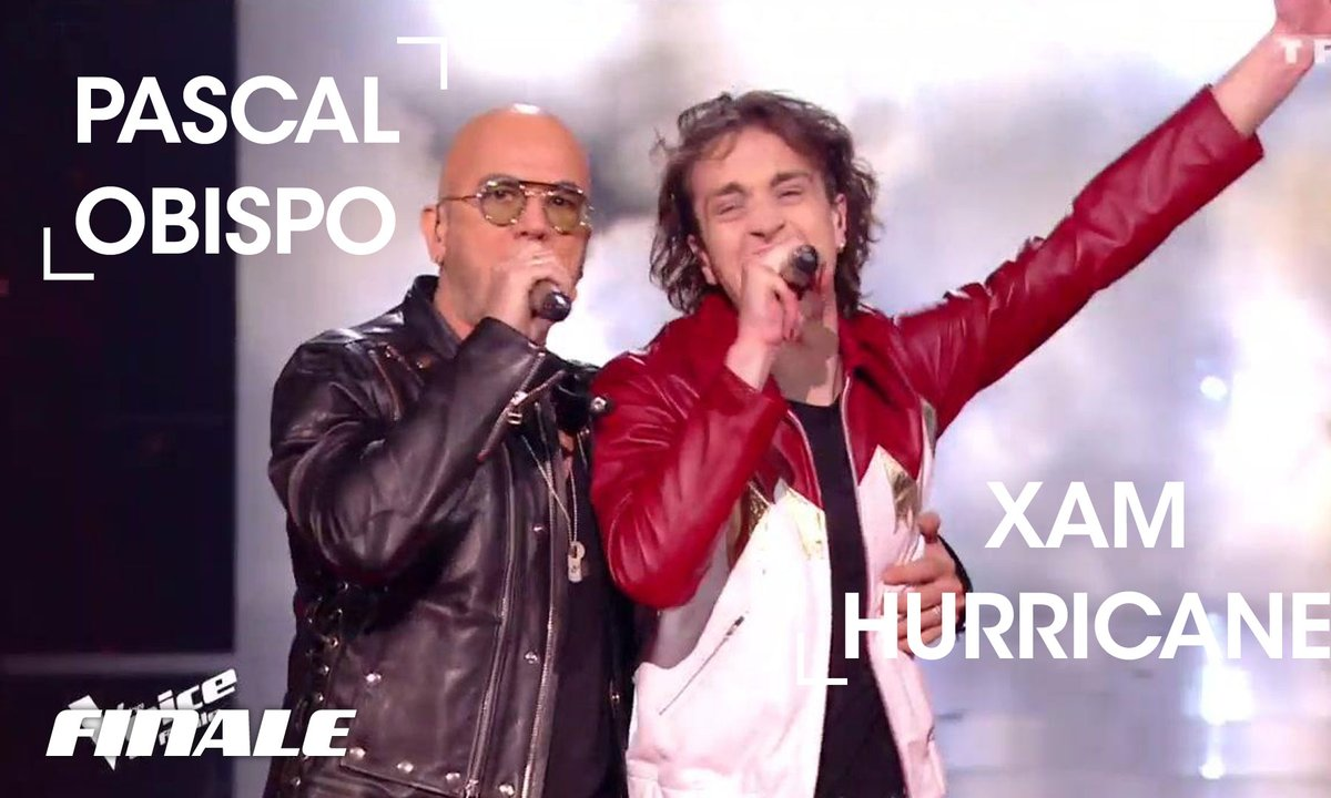 Xam Hurricane et Pascal Obispo | La bombe humaine | Téléphone