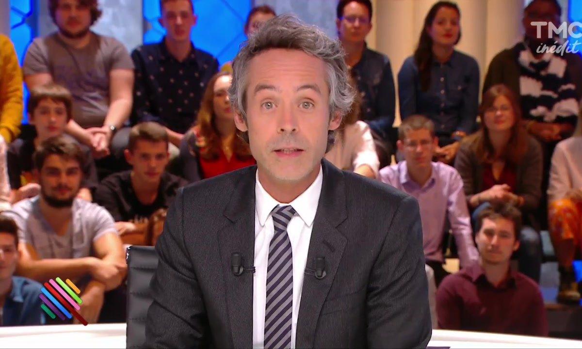 Yann Barthès soutient Itélé
