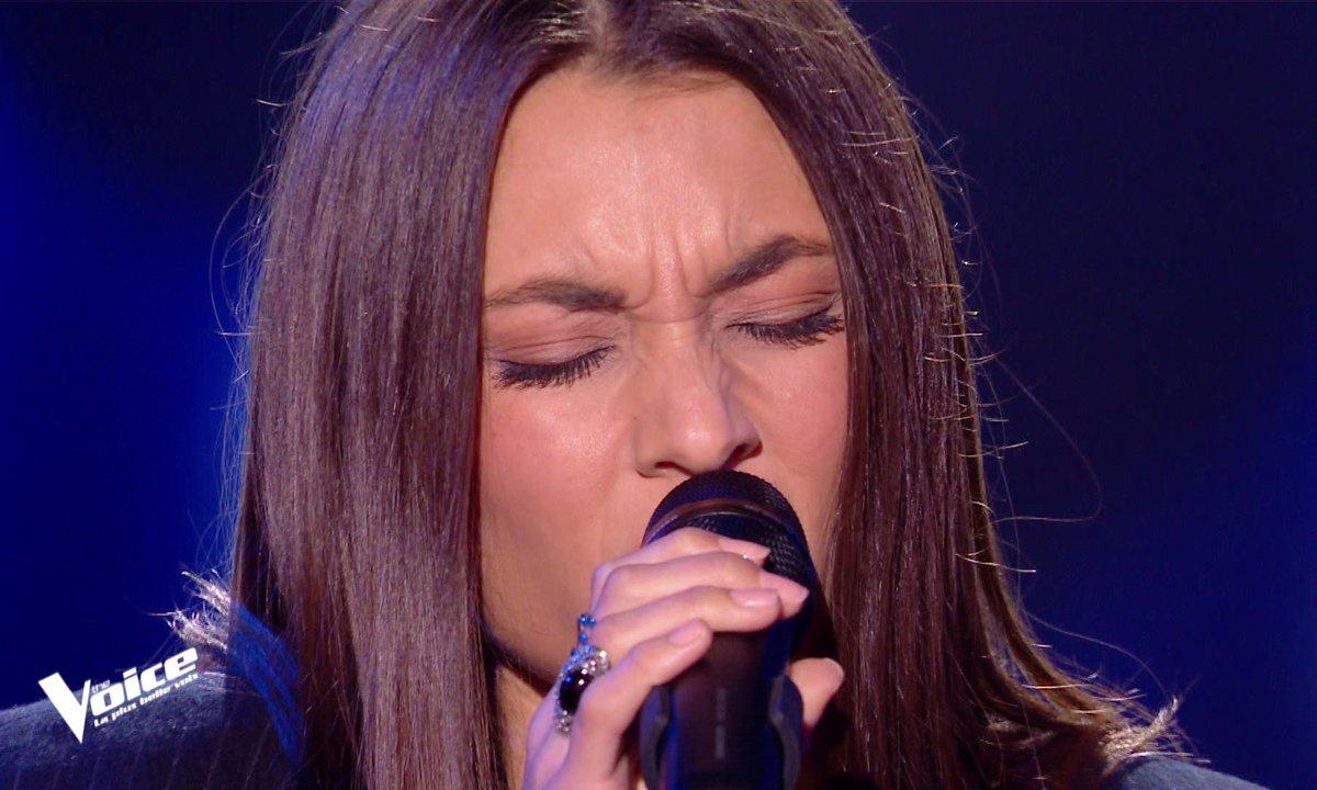 "The Voice 2021 - Yéshé chante ""Madame rêve"" d'Alain Bashung"
