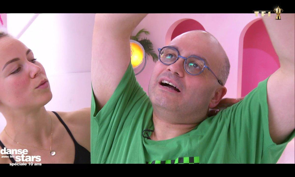 DALS - Yoann Riou : a star is born