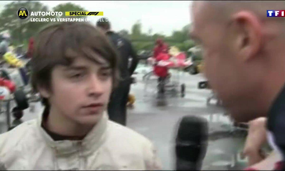 Leclerc vs Verstappen : un duel de légende