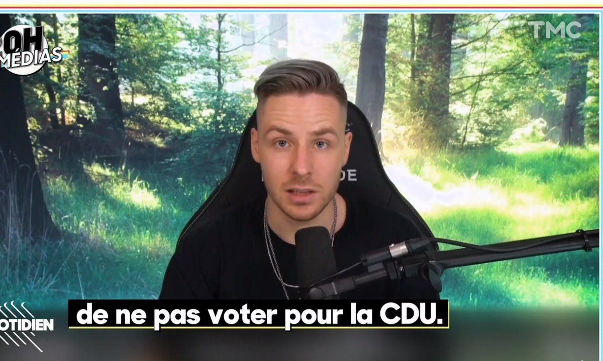 20h Médias : les Youtubeurs allemands ont-ils manipulé les élections européennes ?