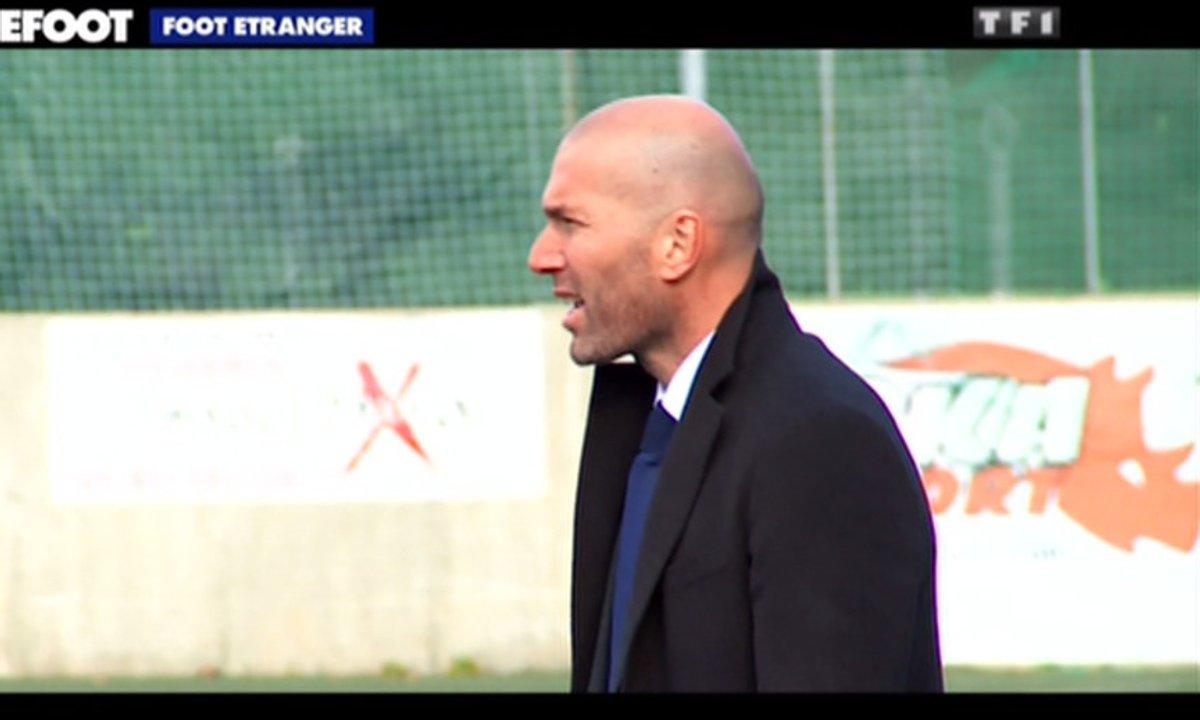 Real Madrid : Zidane, profession entraîneur