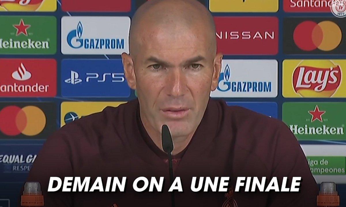 VIDEO - Le Real et Zidane sous pression