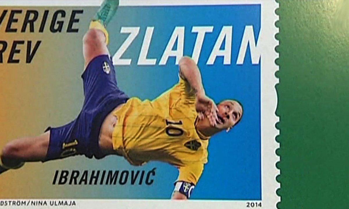 MyTELEFOOT - Buzz de la Semaine : Zlatan est définitivement timbré !