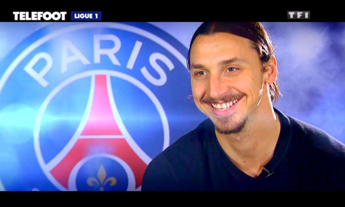 """Ibrahimovic : """"Le PSG est une grande étape dans ma carrière !"""""""