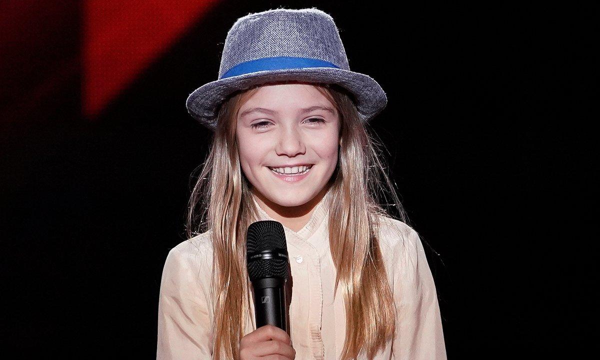 "The Voice Kids - Zoé chante ""Homeless"" de Marina Kaye"