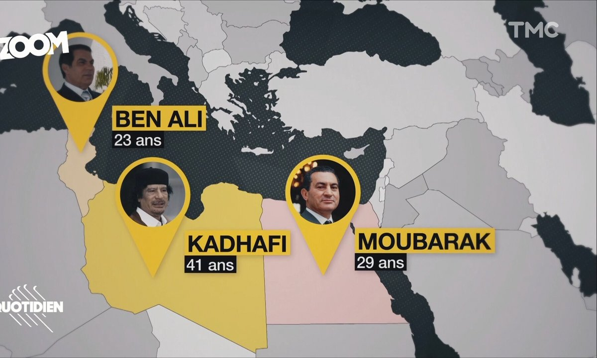 Zoom: 10 ans après, que reste-t-il des printemps arabes ?