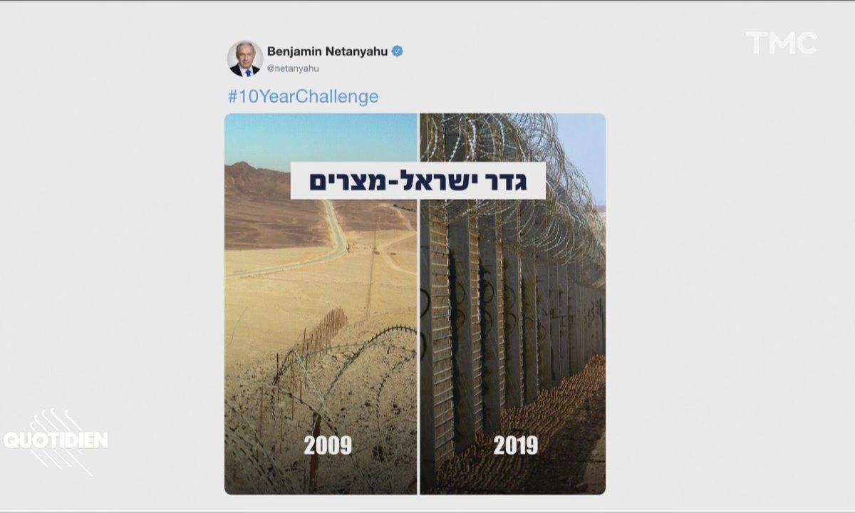 Zoom : le #10yearschallenge, entre défi bon enfant et utilisation politique