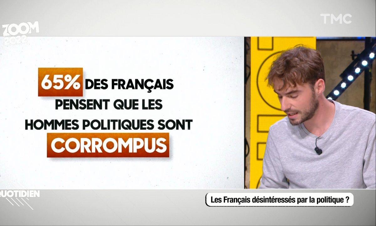 Zoom 2022 : les Français boudent-ils vraiment la politique ?