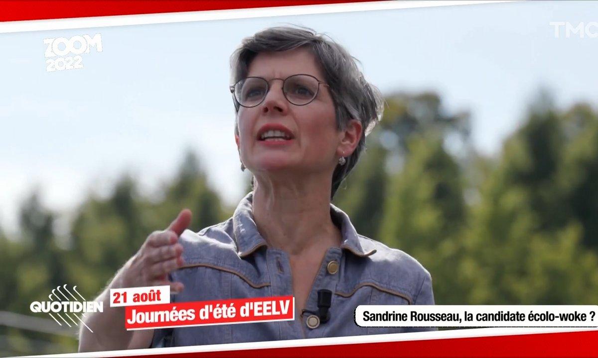 Zoom 2022 : Sandrine Rousseau, les limites d'une candidature « écolo-woke »
