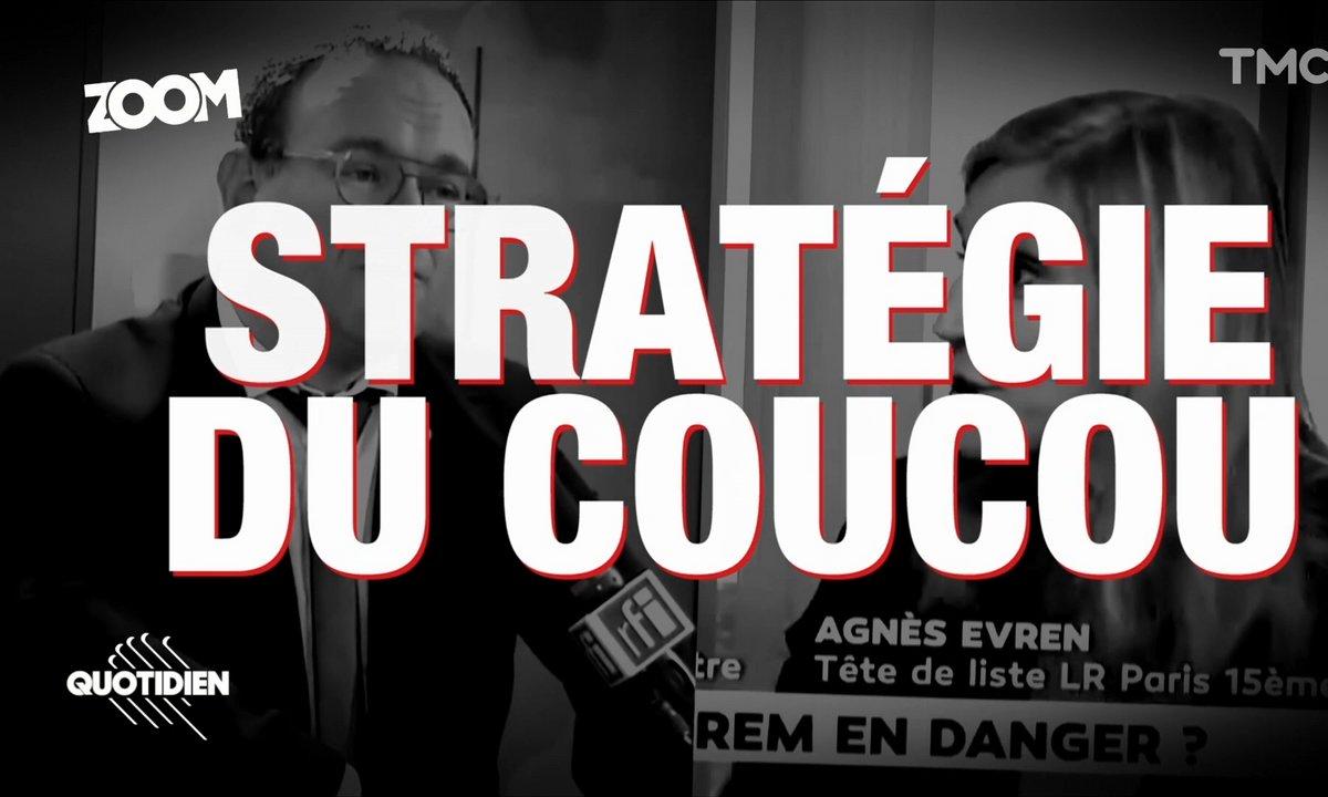 """Zoom – Alliance LR-LREM : la """"stratégie du coucou"""" d'Emmanuel Macron"""