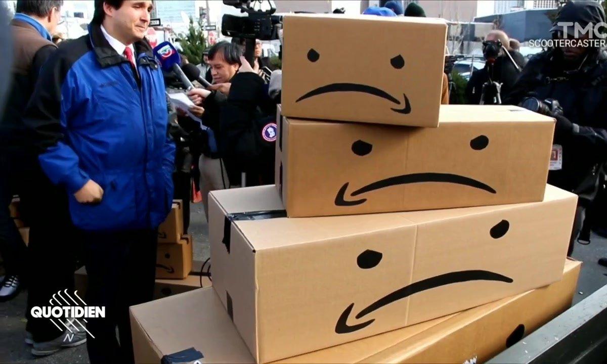 Zoom : Amazon perd son bras de fer face à New York