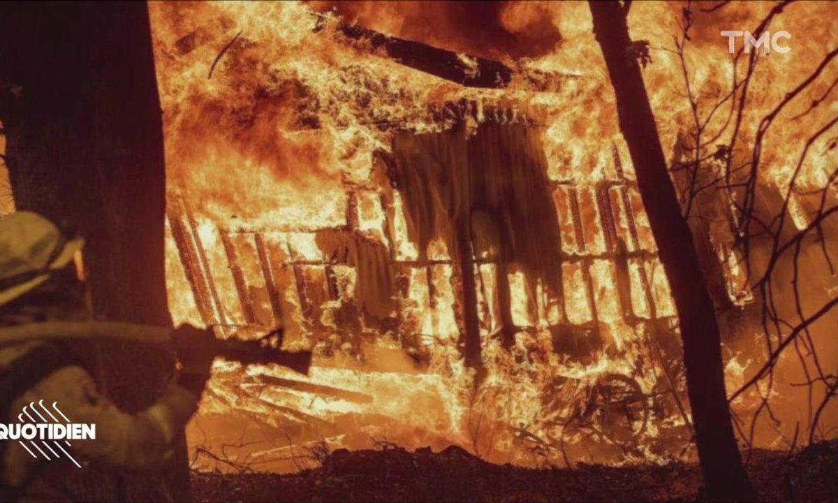 Zoom : la Californie face à l'incendie le plus meurtrier de son histoire