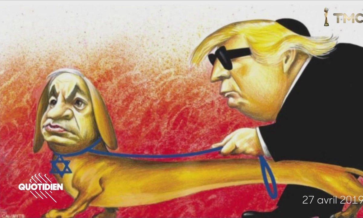 Zoom : la caricature polémique qui a poussé le New York Times a arrêté les dessins politiques