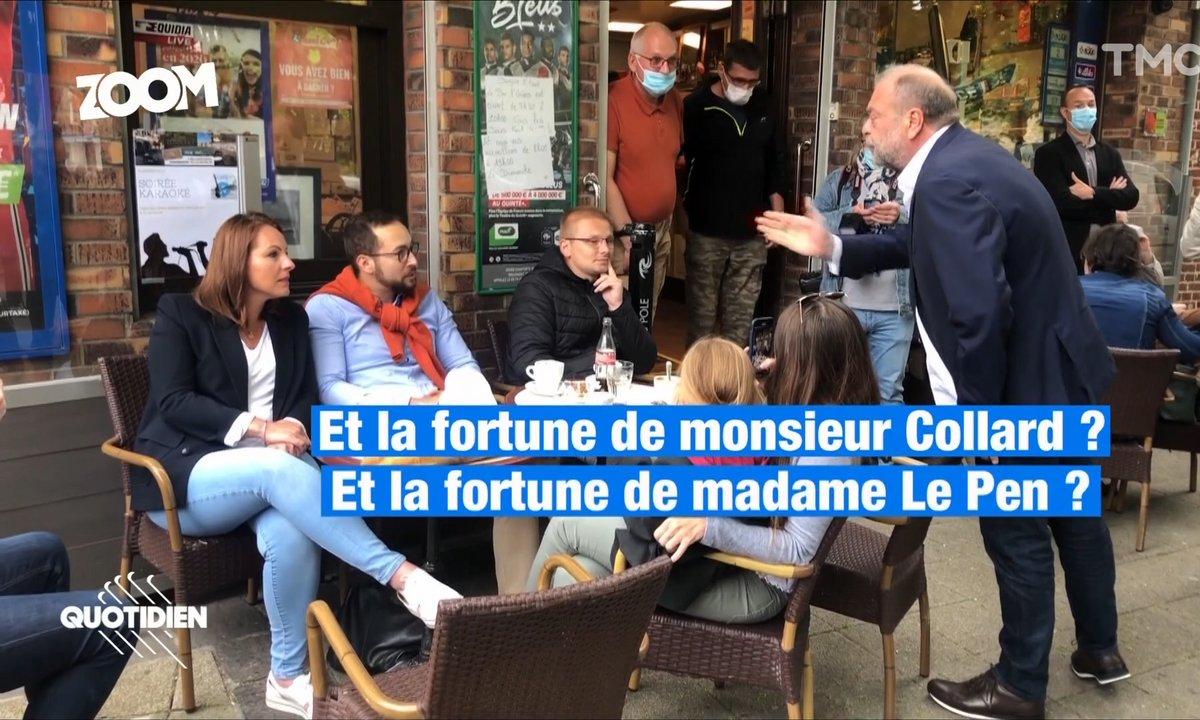 Zoom – Clash entre Éric Dupond-Moretti et Damien Rieu : la séquence non coupée