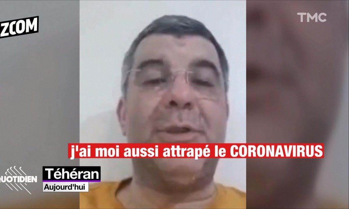 Zoom – Coronavirus : un officiel iranien contaminé