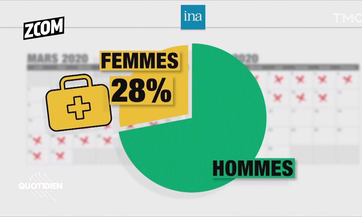 Zoom – Crise du Covid dans les médias : où étaient les femmes ?