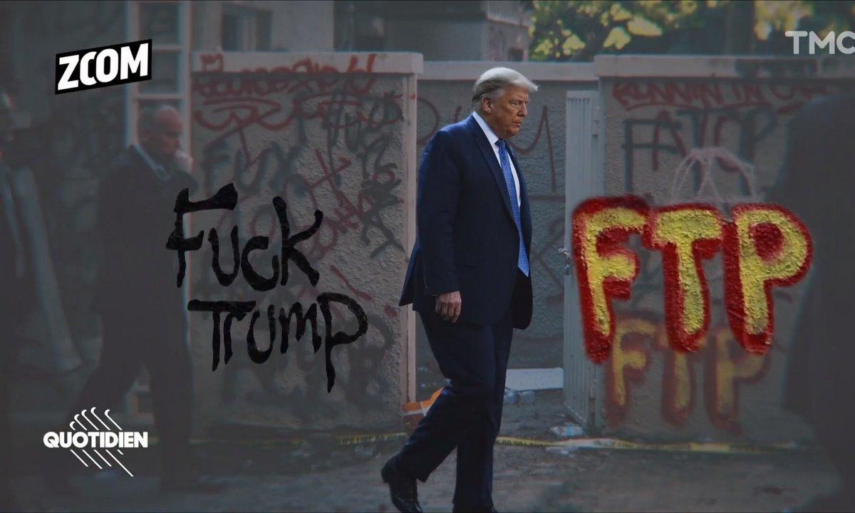 Zoom : dans les coulisses de la guerre des images de Donald Trump