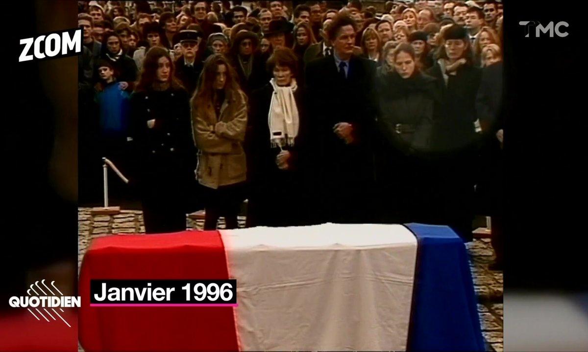 Zoom : De Gaulle, Pompidou, Mitterrand, retour sur les obsèques des présidents