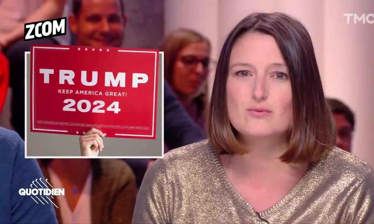 Zoom : Donald Trump, déjà prêt pour sa réélection en 2024