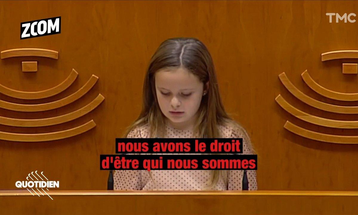 """Zoom : Elsa Ramos, la """"Greta Thunberg des droits LGTB+"""" ?"""