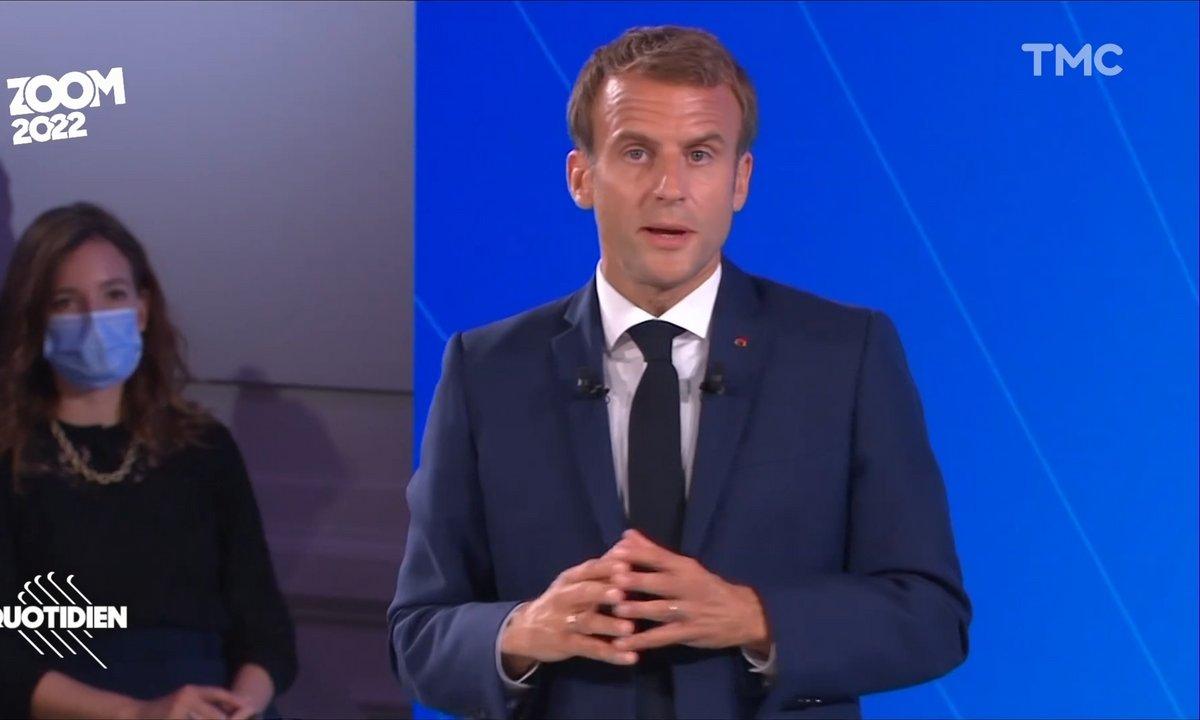 Zoom : Emmanuel Macron et la stratégie de la ré-industrialisation