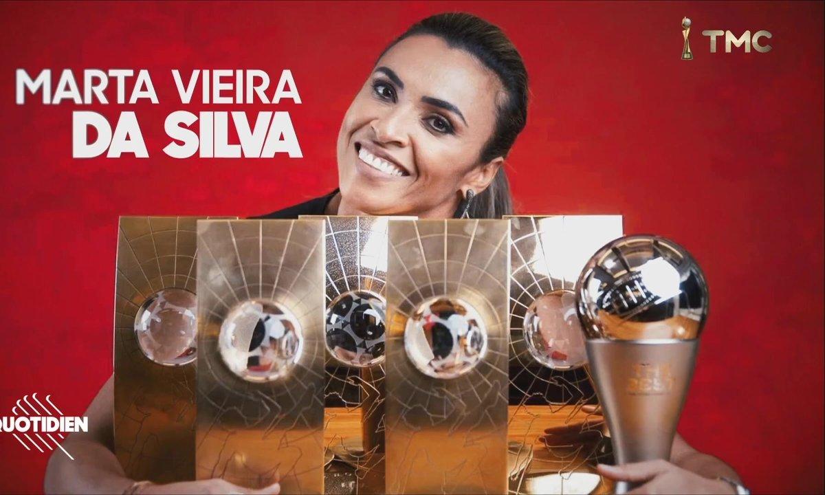 Zoom : et si la footballeuse Marta Vieira Da Silva était plus forte que Pelé ?