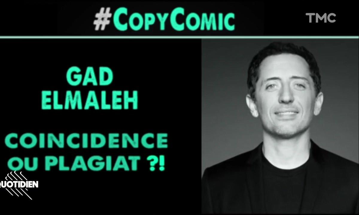 Zoom - Gad Elmaleh : où s'arrête l'hommage et où commence le plagiat ?