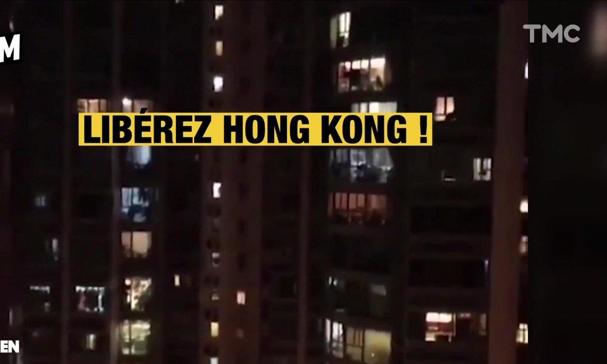 Zoom : Hong-Kong et la révolution des balcons