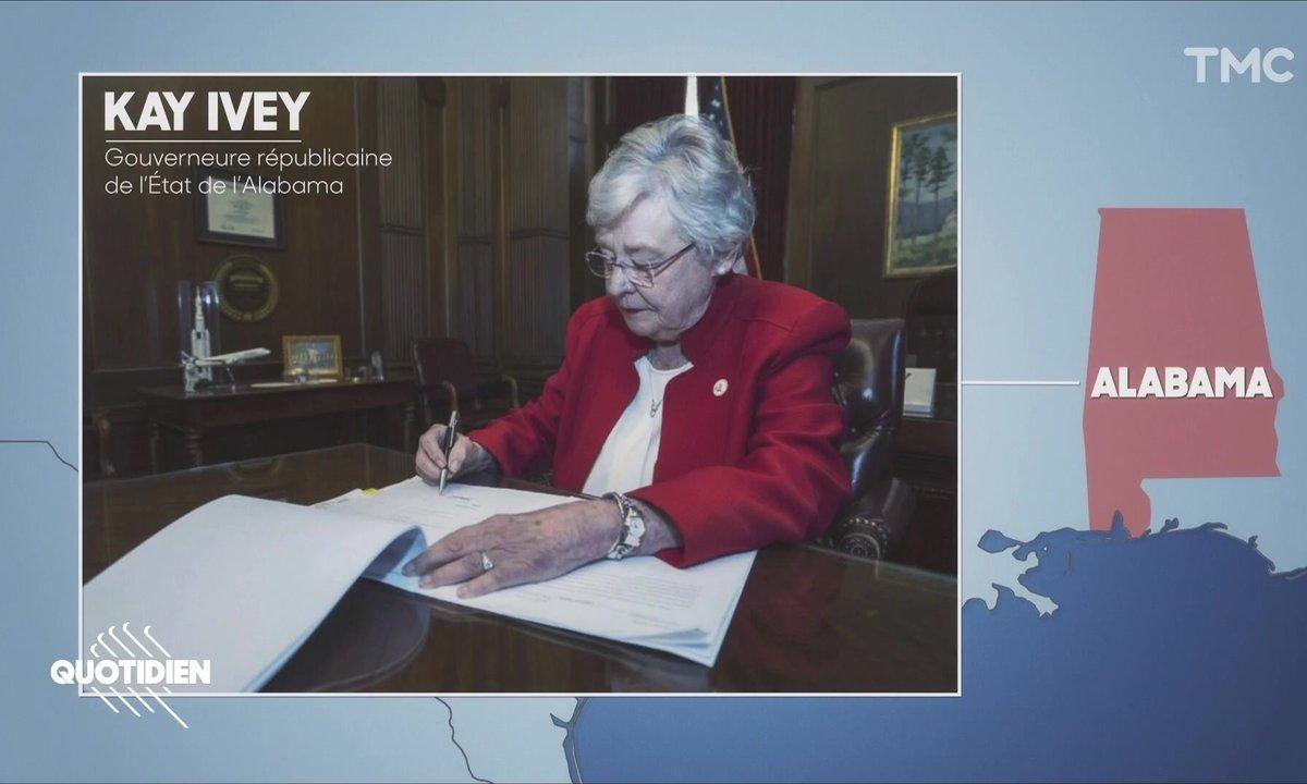 Zoom : l'Alabama criminalise l'avortement, les Etats-Unis poursuivent leur recul