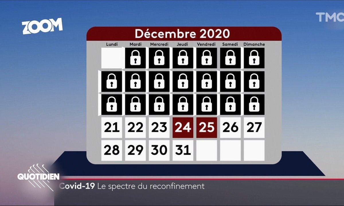 Zoom : le reconfinement aura-t-il lieu ?