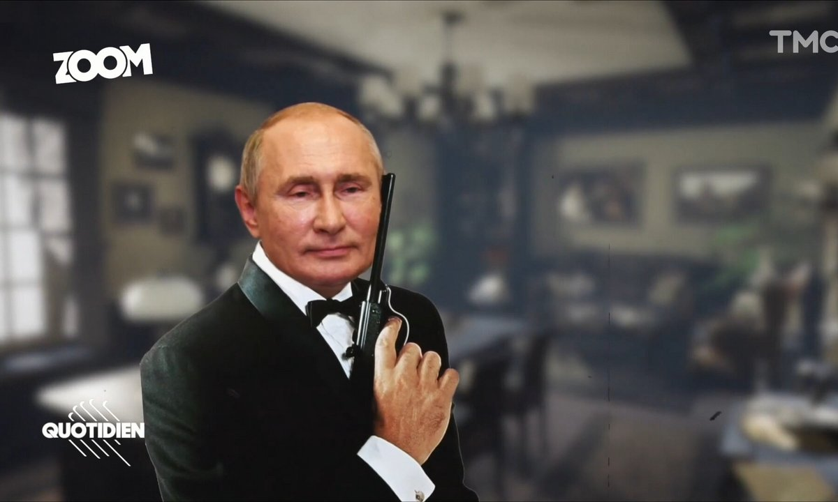Zoom: l'incroyable enquête d'Alexeï Navalny sur la face cachée de Vladimir Poutine