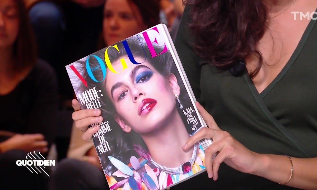 Zoom : les mannequins mineurs de Vogue